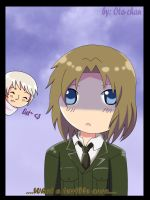 APH: Terryble Aura..B-Day Gift by ota-chan