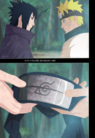 Naruto 699 - Love and Hate by kisi86