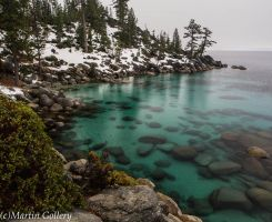 Lake Tahoe East Shore130303-8 by MartinGollery
