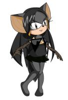 Akosmia the bat by Aso-Designer