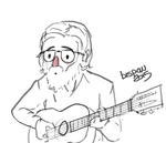Mr. Keaton Henson by bispau