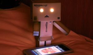 Danbo iPod Pope by filsru