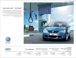 vw polo by Haitham6280