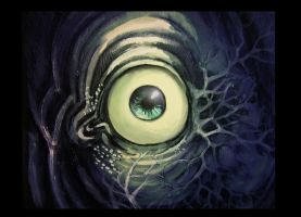 The Inebriated Eye of Reason by fractal-inversion