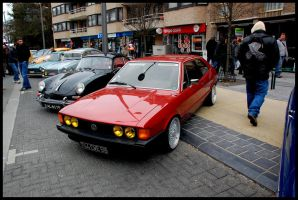 Red Sirocco by Romton