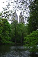 Central Park 04 by LucieG-Stock