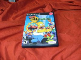 The Simpsons Hit and Run by TheGreatWiseAss