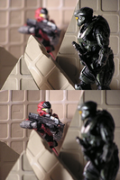 The Hunt of Red Rogue by action-figure-opera