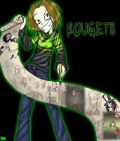 a present for_ROUGETB x333__ by Freaky--Panda