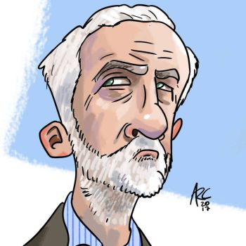 Corbyn Caricature by WesleyRiot
