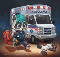 Little EMT by Silverfox5213