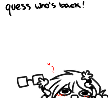 GUESS WHO'S BACK by TheJokersCards