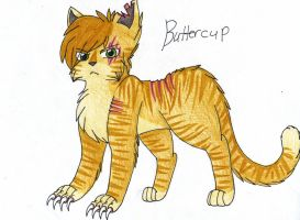 Buttercup by CascadingSerenity