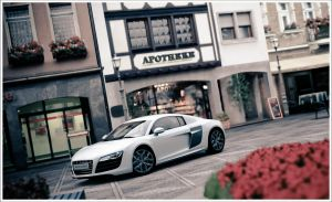 Audi R8 02 by ceiling-fan