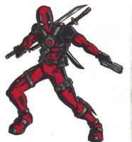 Hey Look Kids, It's Deadpool by Virus-91