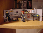 Mulder's office by Muppetlord