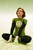 Green Lantern in Zero by dangerousladies
