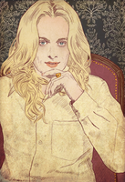 The Vampire Lestat by aprikose-fanart
