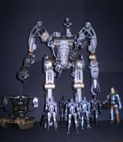 Terminator Figures by CyberDrone