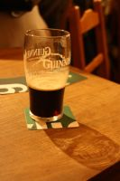 Guinness by Wollatozzz