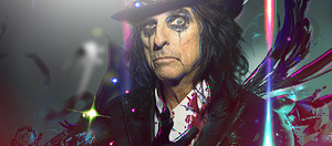 Alice cooper by Silphes
