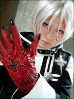 D Gray Man - Allen Walker by omiyalotus