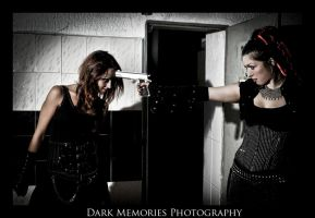No Mercy by DarkMPhotography
