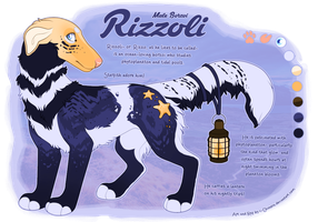 OC: Rizzoli by c-Chimera