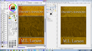 Dwarf's Ransom early cover by ML-Larson