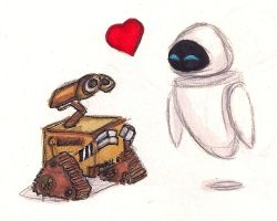 Robot Love by KatisMrsLovett