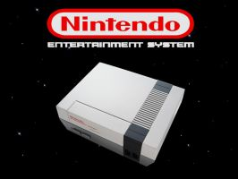 Nintendo NES Wallpaper by GamezAddic