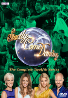 Strictly Come Dancing Series 12 DVD Cover by karl100589