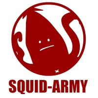 SQUID-ARMY LOGO SUBMISSION by PhiTuS