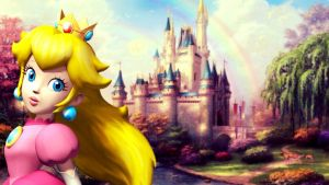 Princess Peach - Magical Kingdom by PrincessPeach8