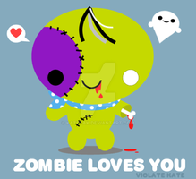 zombie loves you by katetak