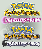 Pokemon MD Travellers of...