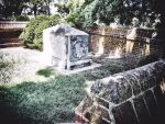 The Custis Tombs by The-MooCow