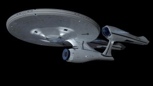 Enterprise (post STID) 1 by The-Didact