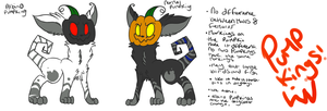 pumpkings ref (contest entry) by Apriifox