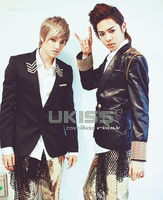 U-Kiss edit 5 by NouNou01