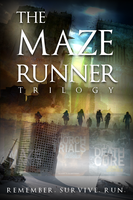 The Maze Runner Trilogy by 4thElementGraphics