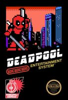 Deadpool nes 2 by theblueblur242