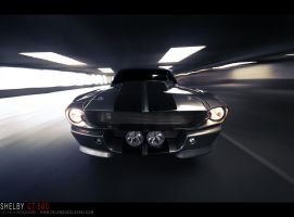 Shelby GT500 - Killing you - by dejz0r