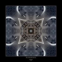 Self-Inflicted Fractal by 2BORN02B