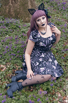 Pastel Goth by MADmoiselleMeli