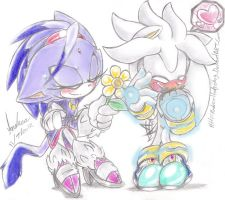 :SILVAZE: For you...Silver by andreahedgehog