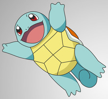 007 Squirtle by scope66
