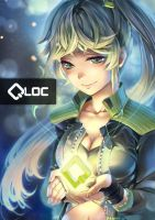 +Qloc Cover+ by goku-no-baka