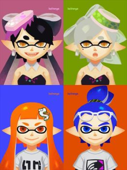 Inklings gif by bellhenge