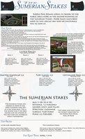 Sumerian Stakes - Finished by SageSinRiddle